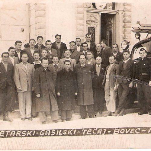 DesetarskigasilskitecajBovec1950